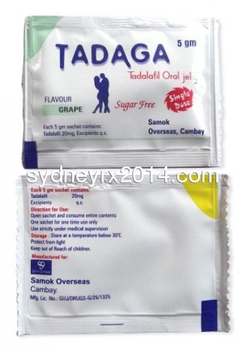 Buy Cialis Jelly in Australia